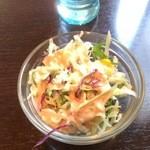 ヒマール キッチン - サラダ