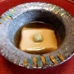 32485531 - ゴマ豆腐