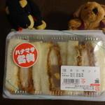 肉のハナマサ - カツサンド