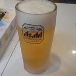一休さん - 生ビール