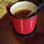 カウボーイ - サービスのアメリカンコーヒー。おかわり自由。