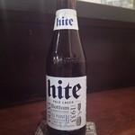 白&黒 - ハイト・ビール