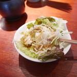 豚っく - サラダ