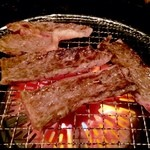 焼肉 白李 - 料理写真:上カルビ
