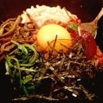 焼肉白李 - 〆は石焼ビビンパ