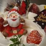 プエオ - クリスマスケーキ