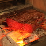 COLK  - 料理写真:窯焼きステーキ