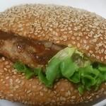 32497799 - 特製ハンバーガー