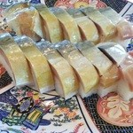 32498331 - 極上鯖寿司!