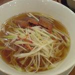 中国薬膳料理 星福 玉川高島屋店 - チャーシュー麺