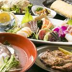神童ろ - 料理写真:コース