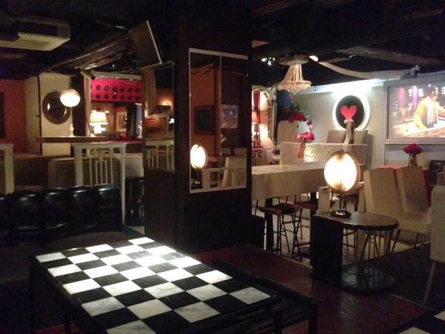 フラットファイブ (flat five) - 三宮(神戸市営)/ダイニングバー ...