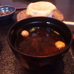 弐 - 味噌汁