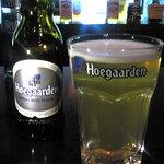 BAR Cradle - ヒューガルデンホワイトを飲みました。
