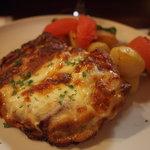 ラ・マーノ - 無菌豚のオーブン焼きパルマ風