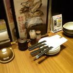 和民 - テーブルセット