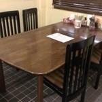 じゅうじゅうきゃべつ - テーブル1席(4~6名様)