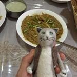 インド・パキスタン料理 ホット・スプーン - カシミリダールと探偵