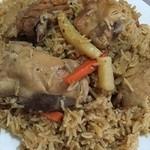 インド・パキスタン料理 ホット・スプーン - チキンプラオ