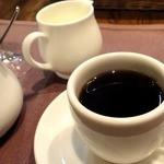 アップルサイダー - 豚しょうが焼ランチ ¥980(税込) コーヒー