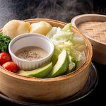 月あかり - 温野菜のバーニャカウダ