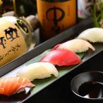うるる - にぎり寿司五種盛