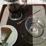 cafe Naif Blanc -