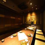 うるる - 【お座敷】 最大48名様までご利用可能な人気の掘りごたつ宴会場