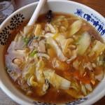 32516678 - 五目広東麺正油 918円