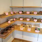 nanairo - 焼き菓子の棚