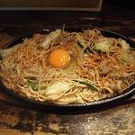 Kenzokafe - 焼きラーメン