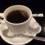 32519281 - 牛タン定食 食後コーヒー
