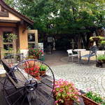 グルマンヴィタル - お庭