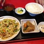楓林 - 野菜炒め定食