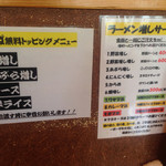 ラーメン慶次郎 - 22 マシ