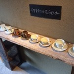 千里香 - カフェで使用中のカップを販売してます