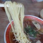 住吉食堂 - 製麺多加水