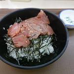 すき家 - 鉄火丼