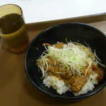 すき家 - 炭火豚丼