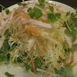 ぬまのアジト - アジトサラダ