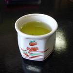柳光亭 - お茶