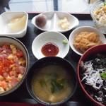 葉山港湾食堂 - おかあさん(女性限定スペシャルメニュー)