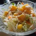 葉山港湾食堂 - サラダ