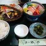 港の銀水 - 和定食(日替わり)