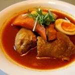 こうひいはうす - 料理写真:チキンカレー
