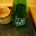 そば宏 - 日本酒(熱燗)