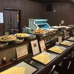 田中料理店 - 大皿料理がところ狭しと ※2014年11月