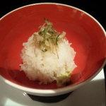 ASIAN BOWL 冬蔭激城麺 - ご飯