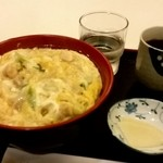 浜市 - 親子丼(大盛り)