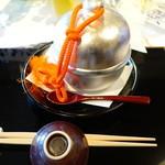 菊水楼 - 料理写真:まずは!